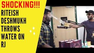 Riteish Deshmukh Pranks Lisa Haydon   RJ Arpit