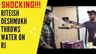 Riteish Deshmukh Pranks Lisa Haydon | RJ Arpit | Radio Mirchi