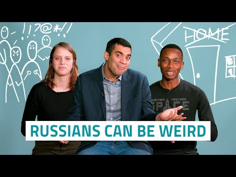 How tough is it for international students living in Russia?
