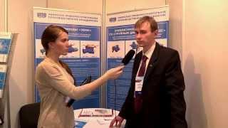 Ваврийский П.В., интервью на выставке ''Импортозамещение в газовой отрасли''