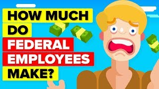 Do You Make More Money Than The Average Federal Worker?