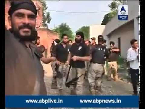 Gurdaspur Attack: SWAT team celebrates, screams