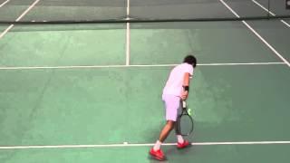 Gengo Kikuchi (JPN) #3 Tennis Japan League 2016