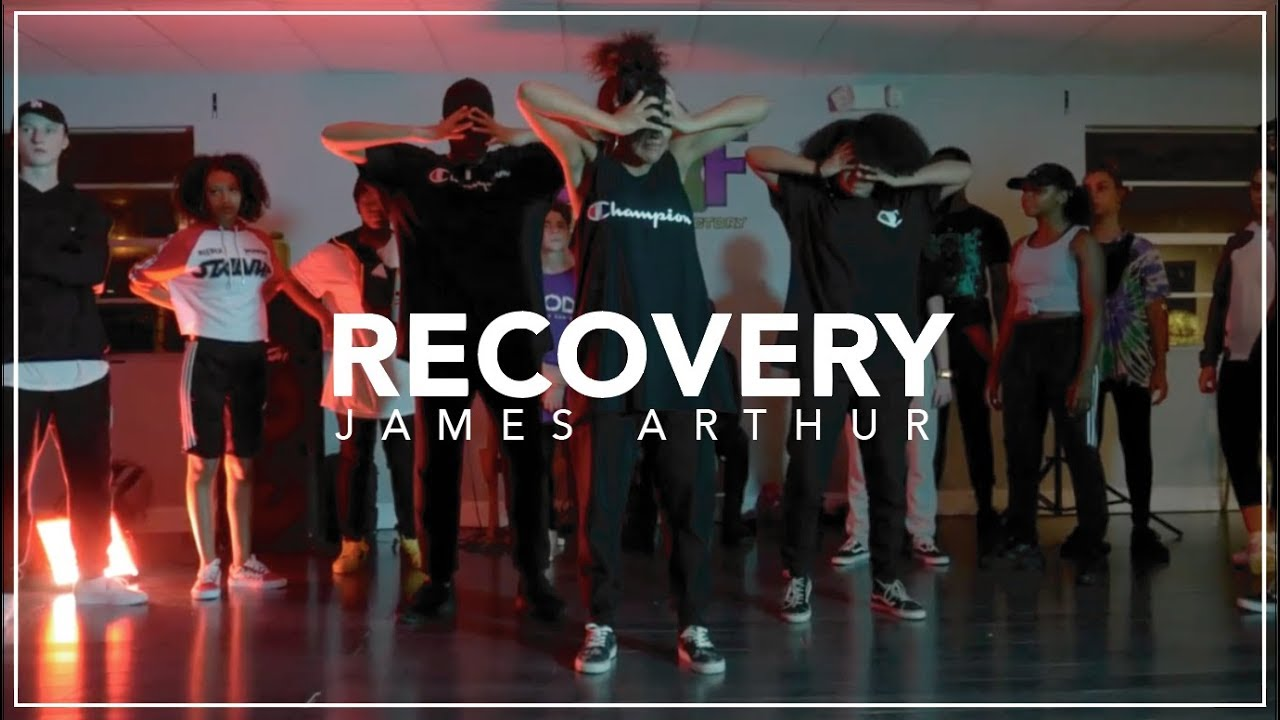 """by Analisse   Arthur """"Recovery""""  Rodriguez James"""