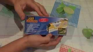 Лазерный уровень. Посылка из Китая. Видео №27(http://ru.aliexpress.com/item/2-5M-Laser-Spirit-Level-Aligner-Horizon-Vertical-Cross-Line-Tape-Measure-Ruler/1073035331.html?null., 2014-09-09T20:28:16.000Z)