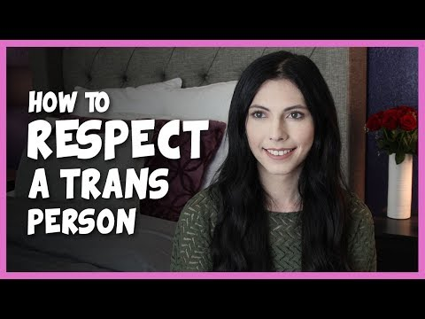 How To Respect A Transgender Person | Casey Blake