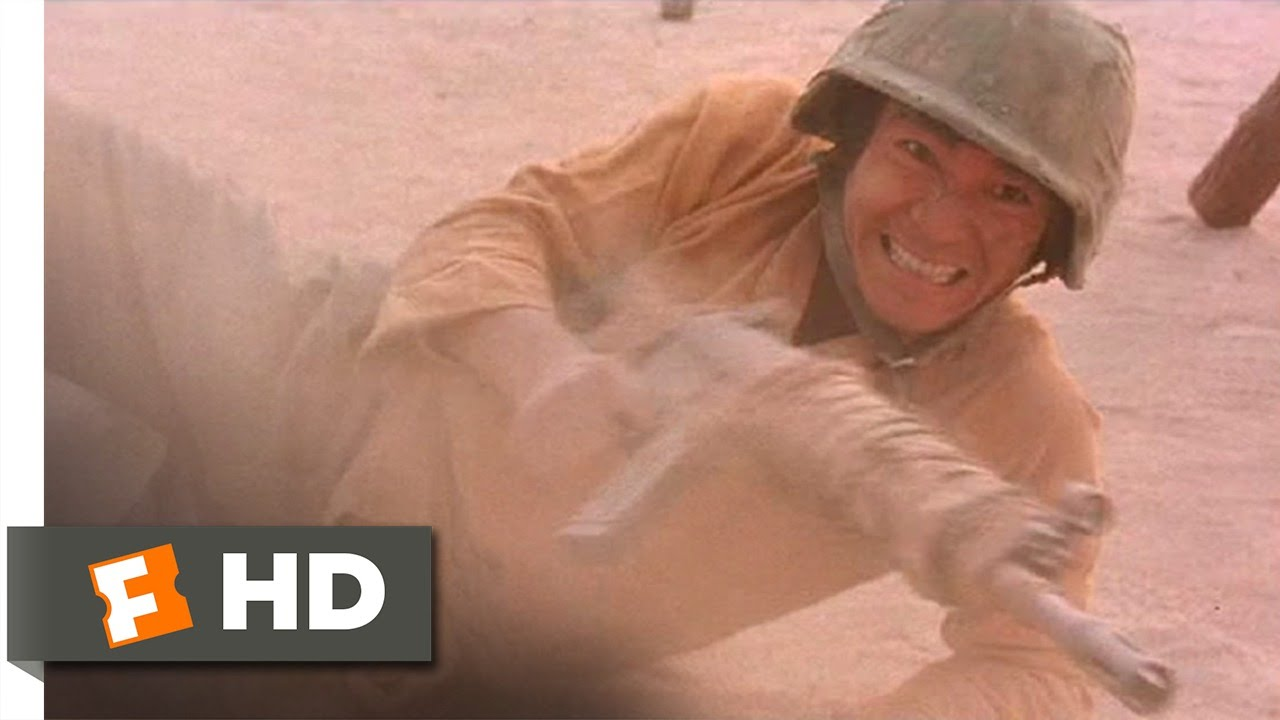 Shaolin Soccer (2001) - Soccer Is War Scene (4/12) | MovieclipsMovie CLIP - Soccer is War (2001) HD