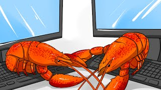 LOBSTERS IN TECHNOLOGY! - Gmod Prop Hunt & Hide & Seek Funny Moments