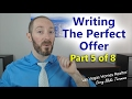 How To Write The Perfect Purchase Agreement Offer with Las Vegas Homes Realtor Corey Blake Teramana