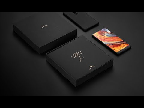 Xiaomi Mi Mix 2 In Depth Review & Unboxing + Bonus Rom Info [Greek]