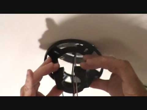 How To Install A Ceiling Fan How To Install A Mounting