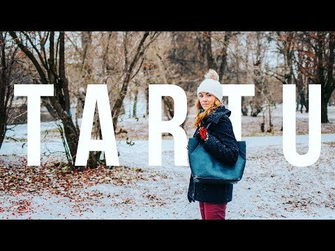 Estonian Travel Diaries: TARTU MY HOMETOWN IN THE WINTER