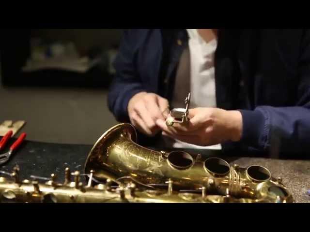 Ultimate Saxophone Overhaul