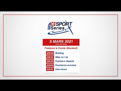 FFVP eSport Series - Mars 2021 - 3ème épreuve