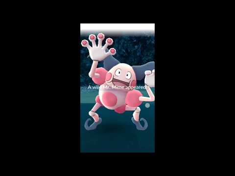 How to catch Mr Mime in Pokemon go(hack)