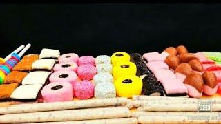 Sweet Candies*Unicorn Lolly,Licorice Allsorts,Caplico Mini Hearts,Oreo Pocky,Rips