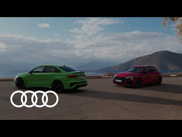 High-performance redefined | Audi RS 3