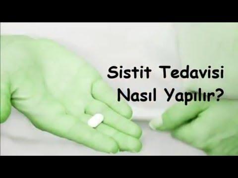 Sistit tedavisi nasıl yapılır
