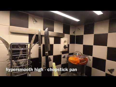 chopstick pan