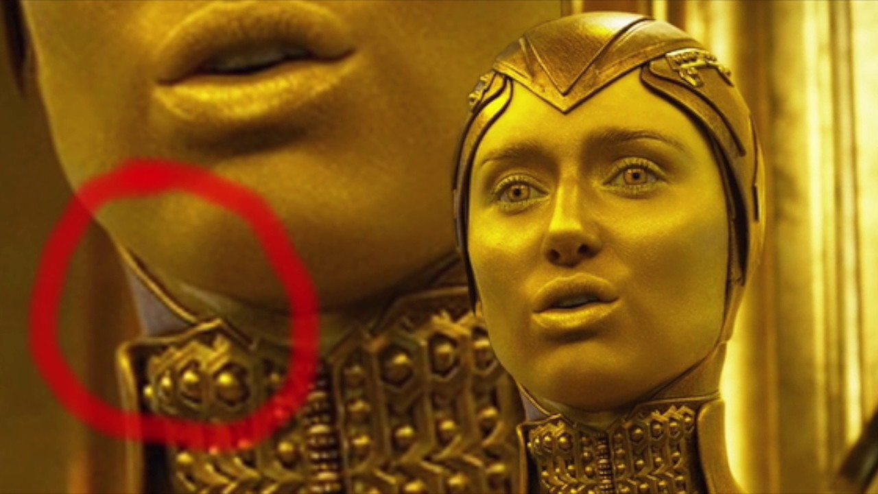 Guardians of the Galaxy 2 Ayesha (Adam Warlock) After the Credits/Post  Credits Scene Explained