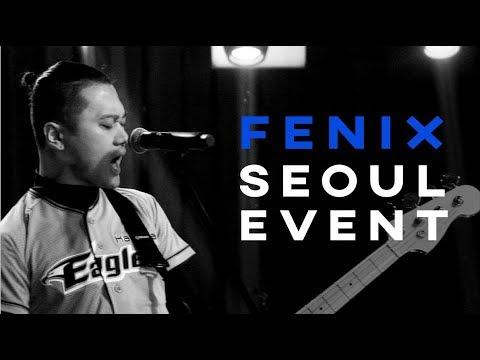 FENIX.CASH | Seoul Event