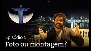 É possível enquadrar a Lua com o Cristo Redentor? | Por Trás da Foto # 5