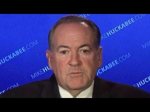 Mike Huckabee: When voters make a decision, you accept it
