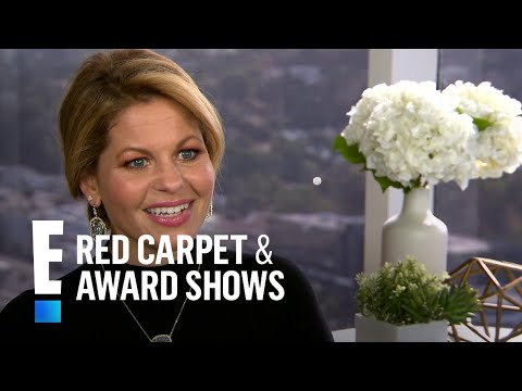Candace Cameron Bure Reveals Her Christmas Traditions | E! Live from the Red Carpet