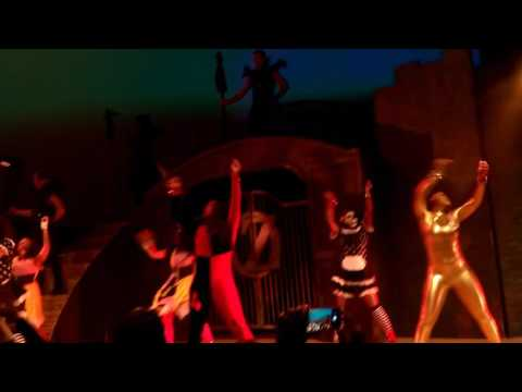 Todrick Hall: Low Ft. Dancing Dolls Live In Atlanta