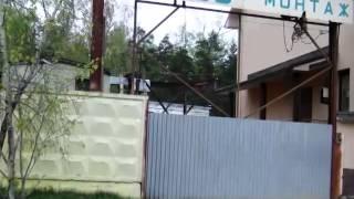 Откатные ворота, обзор конструкций Механол(, 2014-03-19T21:36:28.000Z)