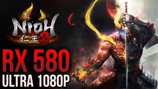 Nioh 2 | RX 580 Max Settings 1080p