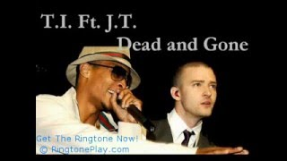 T.I. ft Justin Timberlake - [Dead and Gone] (WITH LYRICS)