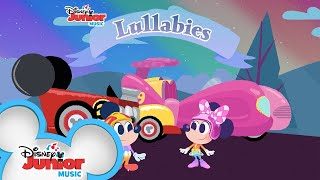 Mickey and the Roadster Racers Lullaby | 🎶 Disney Junior Music Lullabies | Disney Junior