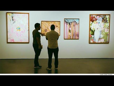 -آرت دبي- مكان لتلاقي فنون الغرب والشرق  - 18:54-2019 / 6 / 13