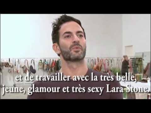 Lara Stone For Louis Vuitton Spring 2010: The Making Of