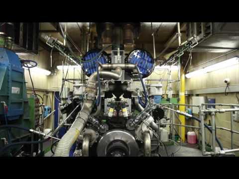 Perkins Engines Stafford Facility, UK