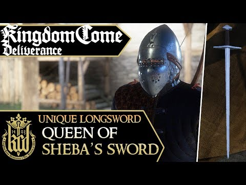 Kingdom Come: Deliverance - The Queen of Sheba's Sword (Unique Longsword)