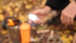 Transformer un feu de camp en chargeur de téléphone portable