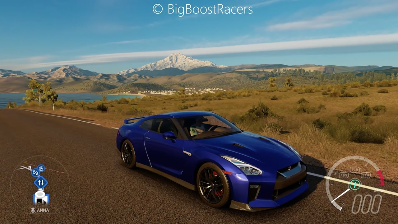 forza horizon 3 nissan gt r 2017 gameplay youtube. Black Bedroom Furniture Sets. Home Design Ideas