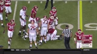 Damien Harris vs Arkansas (2016)