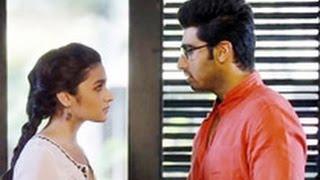"Arjun Kapoor & Alia Bhatt Miss Each Other; Senti ""Chaandaniya"" Song -"
