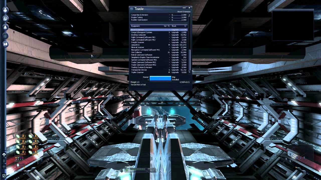 X3 terran conflict how to use freight scanner