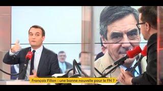 Florian Philippot invité de Questions politiques