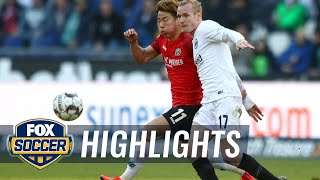 Hannover 96 vs. Eintracht Frankfurt | 2019 Bundesliga Highlights