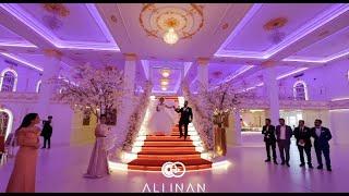 AMAZING AFGHAN WEDDING ENTRANCE WITH AHMAD RASHED - AHESTA BERO (LIVE)
