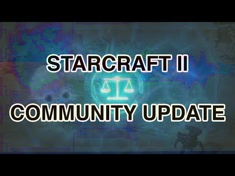 StarCraft II Community Update 2019