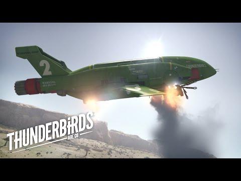 Thunderbirds Are Go | Thunderbird 2 Is Under Attack