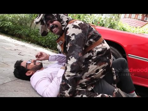 Not Just DOPE'u, But About Man And Dog...- Simba Making | Bharath, Premgi