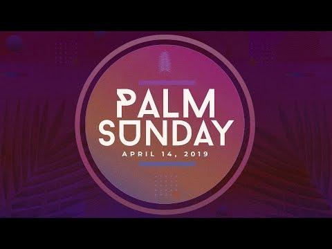 Weekly Catholic Gospel Reflection For April 14, 2019   Palm Sunday