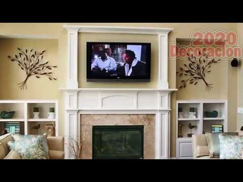 Decoracion salones con chimenea youtube - Ideas decoracion salon ...